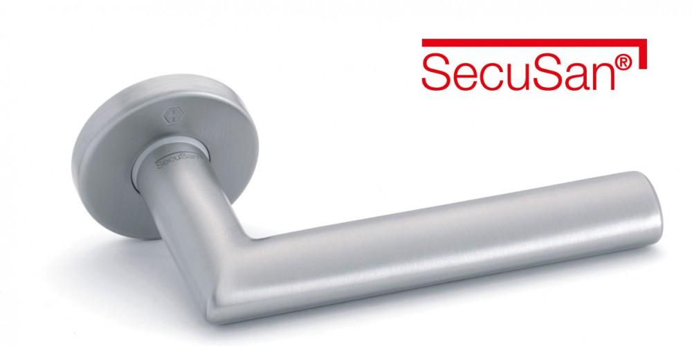 SecuSan®-dørgreb serie Amsterdam
